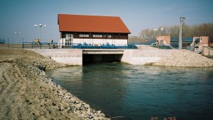 Malá vodná elektráreň Nová Dedinka
