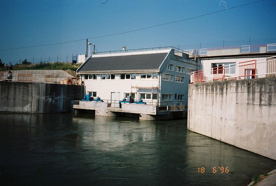 Malá vodná elektráreň Pálenisko
