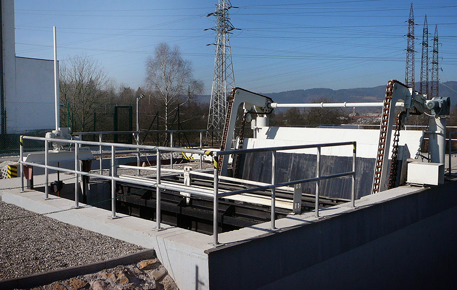 Malá vodná elektráreň Hričov