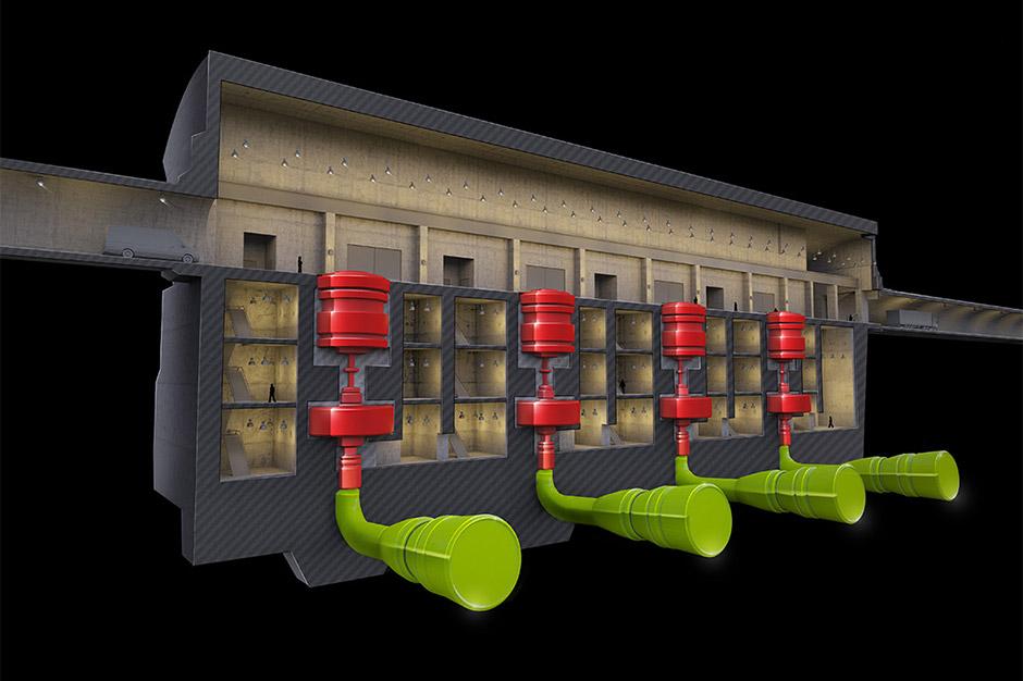 Prečerpávacia vodná elektráreň Ipel
