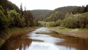 Vodná nádrž Hronček