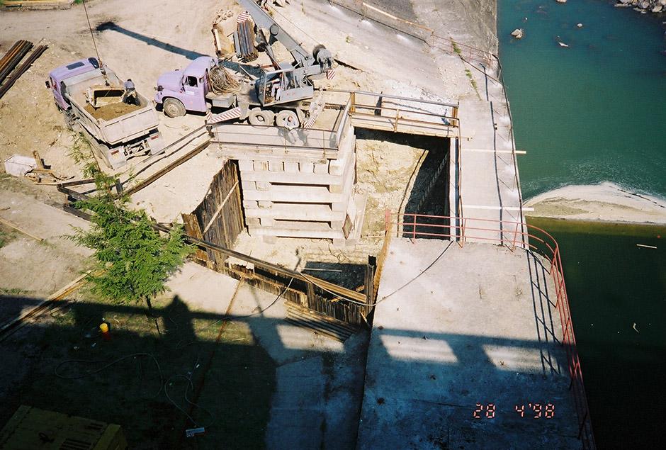 Malá vodná elektráreň Nosice