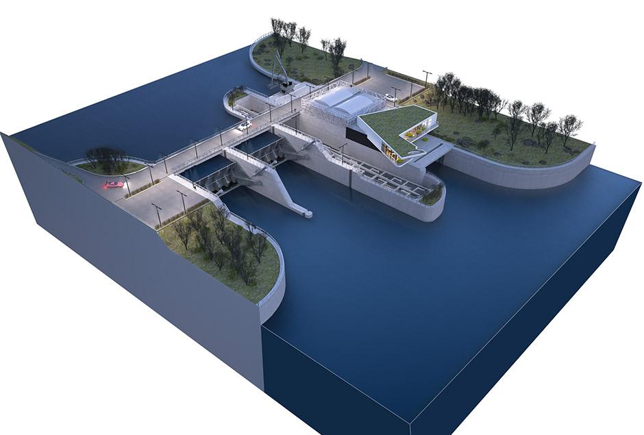 Vodná elektráreň Čunovo III.